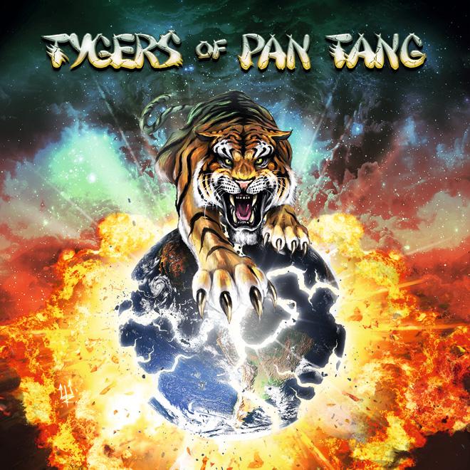 Tygers Of Pan Tang – Tygers Of Pan Tang