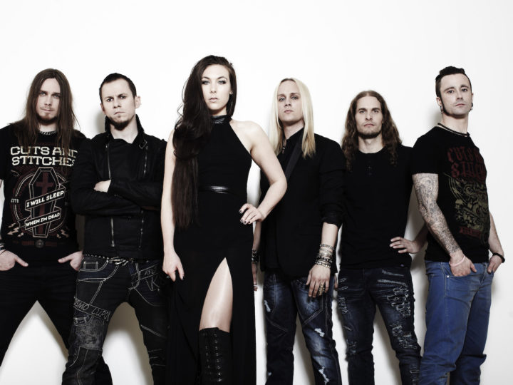 Amaranthe – Living On The Edge