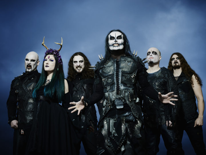 Cradle of Filth, si torna in studio a dicembre
