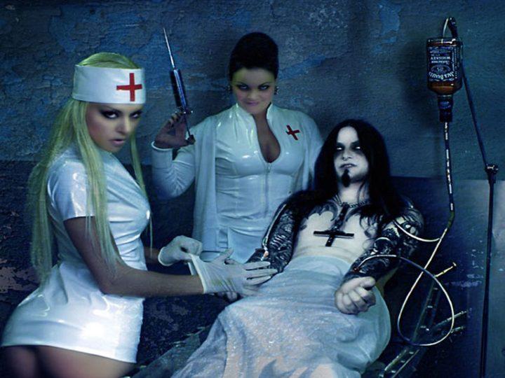 Dimmu Borgir – Alcoholic Armageddon