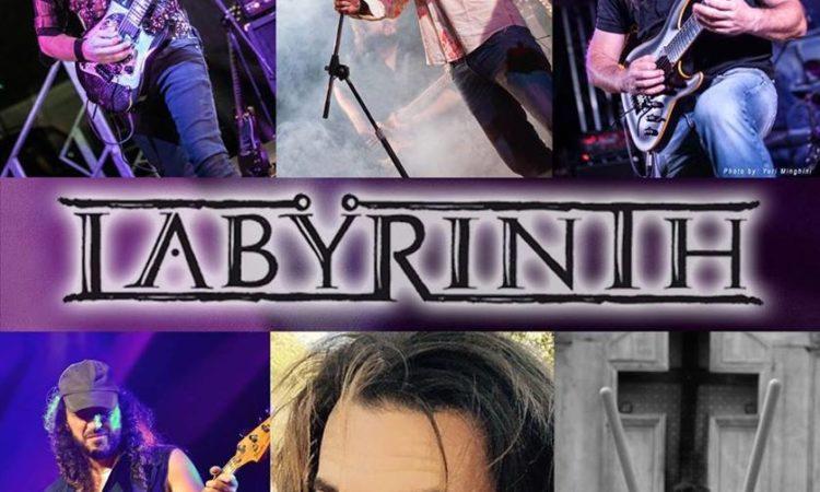 Labyrinth, ufficializzata la nuova line-up e nuovo disco in programma per il 2017
