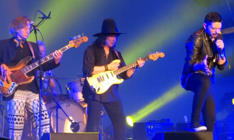 Ritchie Blackmore's Rainbow, primo clip di 'Memories In Rock – Live in Germany'