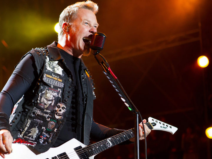 Metallica, video live ufficiale di 'For Whom The Bell Tolls' al Webster Hall