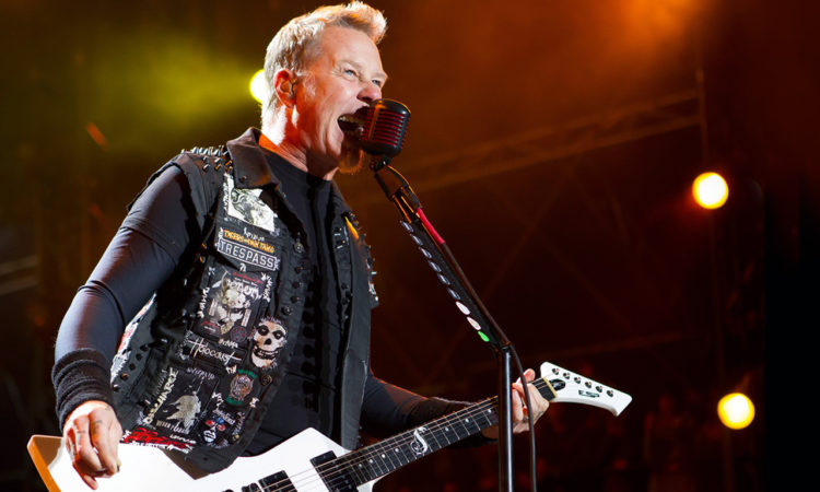 Metallica, James parla di '…And Justice for all'