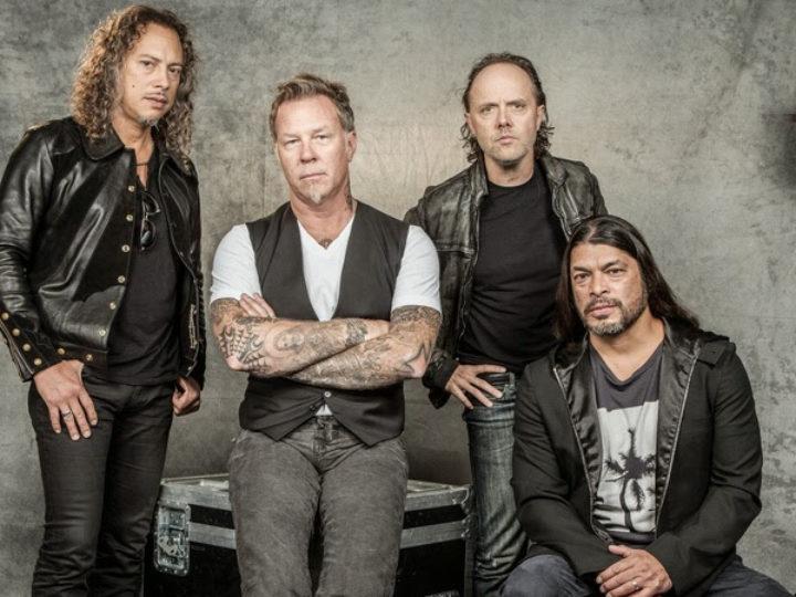 Metallica, nuovo video musicale in arrivo