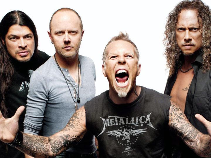 Metallica, speciale release di 'Atlas, Rise!' a Halloween