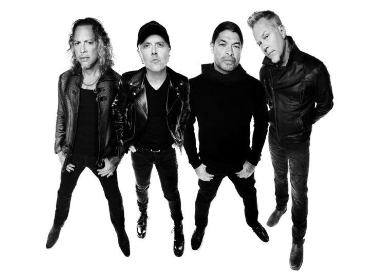 La lista degli album Hard e Metal più venduti nel 2017 secondo Billboard, in testa i Metallica