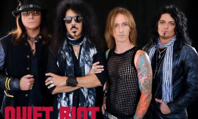 Quiet Riot, il video di 'Mama Weer All Crazee Now' tratto da live 'One Night In Milan'