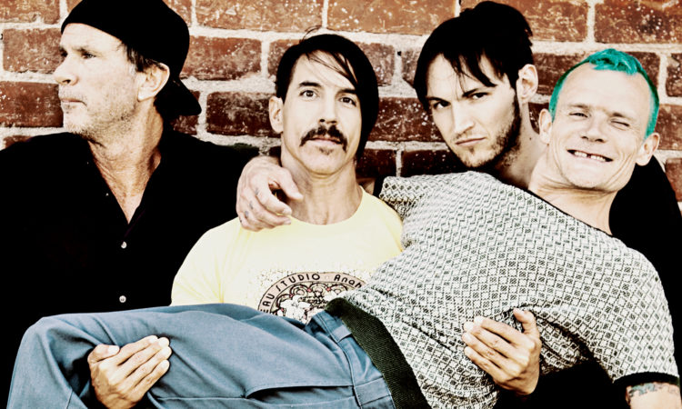 Red Hot Chili Peppers, nuovi headliner del Firenze Rocks 2020