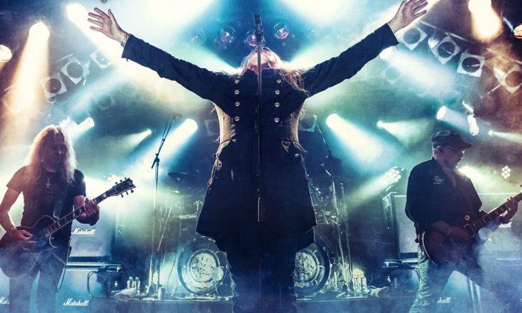 Saxon, la BMG ristamperà tre grandi classici