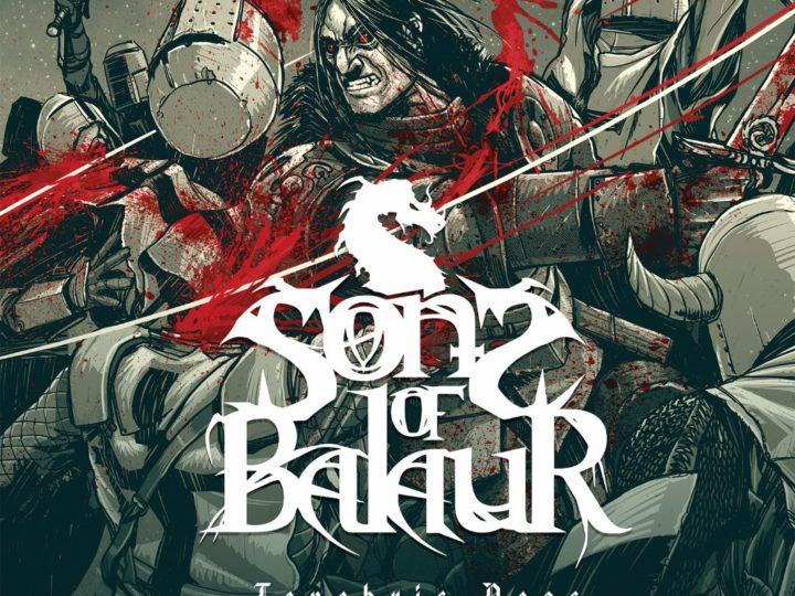 Sons Of Balaur, il video di 'Invocation'