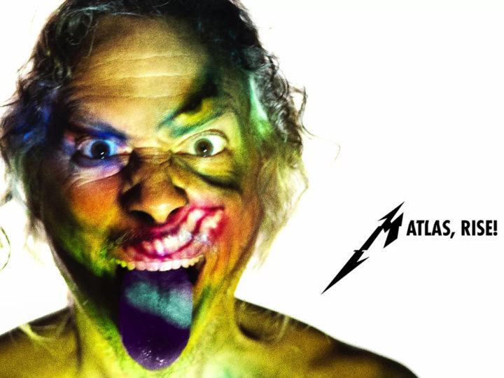 Metallica, breve estratto di 'Atlas, Rise!'