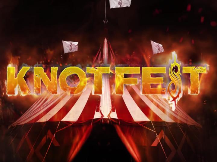 Slipknot, video-riassunto del Knotfest 2016