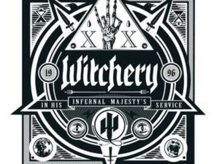 Witchery – In His Infernal Majesty 's Service