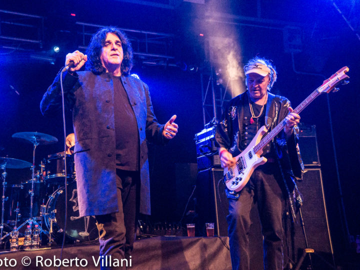 Killing Joke + Death Valley High @Zona Roveri – Bologna (BO),  16  novembre 2016