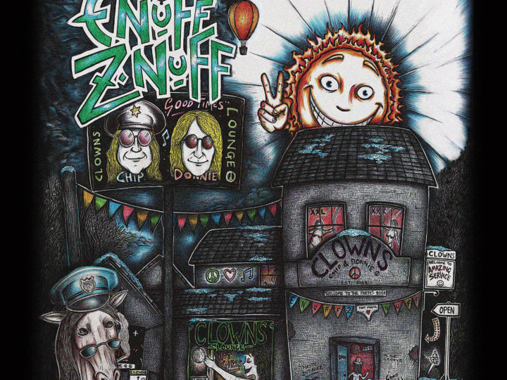 Enuff Z'NUFF – Clowns Lounge