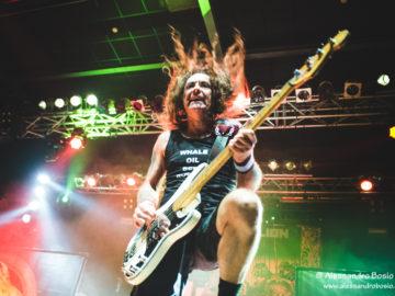 British Lion + Voodoo Six @Live Club – Trezzo d'Adda (MI), 11 novembre 2016