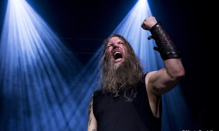 Amon Amarth, secondo trailer per 'The Pursuit Of Vikings: 25 Years In The Eye Of The Storm'