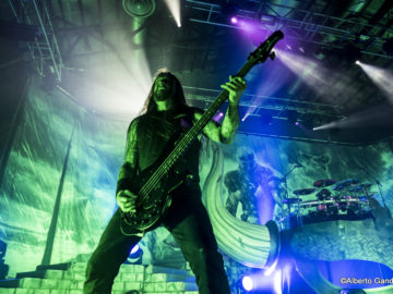 Amon Amarth + Testament + Grand Magus @Alcatraz – Milano (MI), 21 novembre 2016