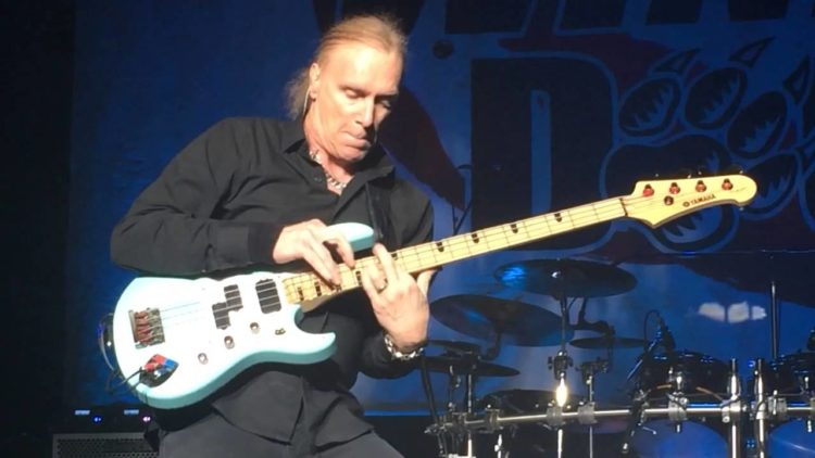 Billy Sheehan – L' estro, il talento, la creatività