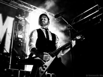 Bullet For My Valentine + Killswitch Engage + Cane Hill @Alcatraz – Milano (MI), 9 novembre 2016