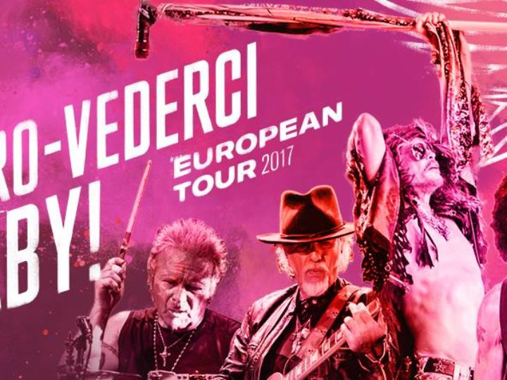 Aerosmith live @ Firenze Rocks, Firenze