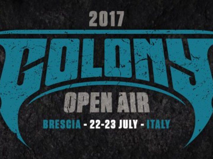 Colony Open Air: Demoliton Hammer, Asphyx, Skanners, In.Si.Dia and more live @ Autodromo di Franciacorta, Castrezzato (Bs)