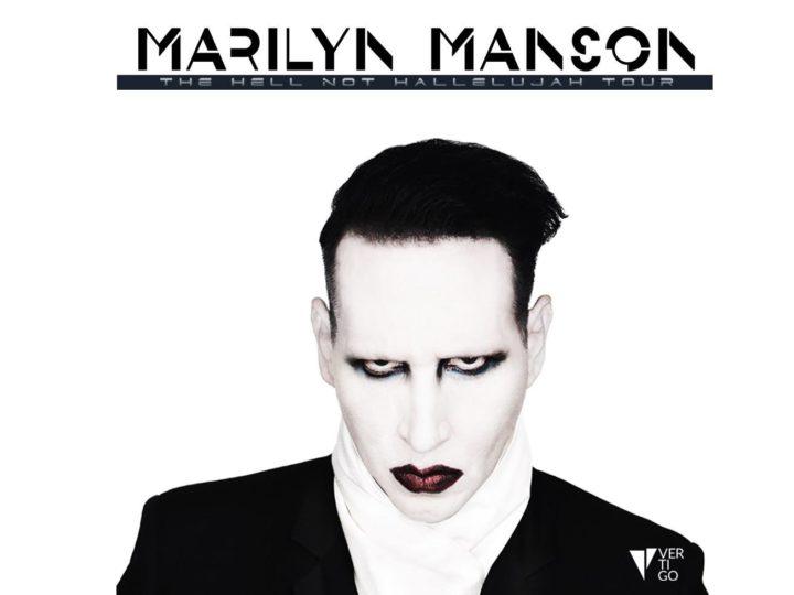 Marilyn Manson live @  Castello Scaligero di Villafranca, Verona