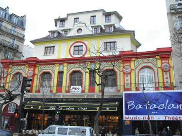 Bataclan, riapertura del locale con un concerto di Sting
