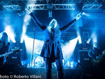 Saxon + Overtures @Zona Roveri – Bologna (BO), 13 dicembre 2016