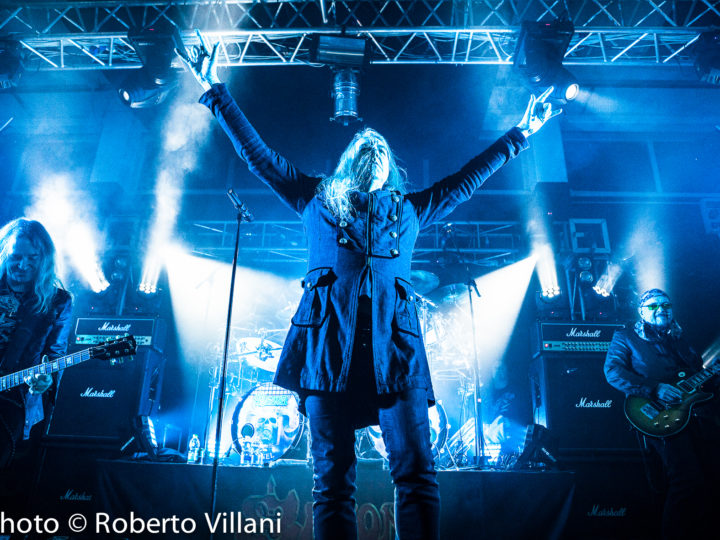 Saxon, in arrivo il best of 'Decade Of The Eagle'