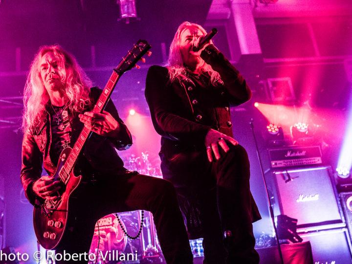 Saxon, a febbraio il nuovo album