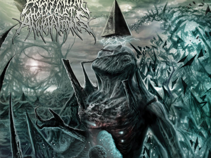Precognitive Holocaust Annotations – Procreation Of The Artificial Divinity