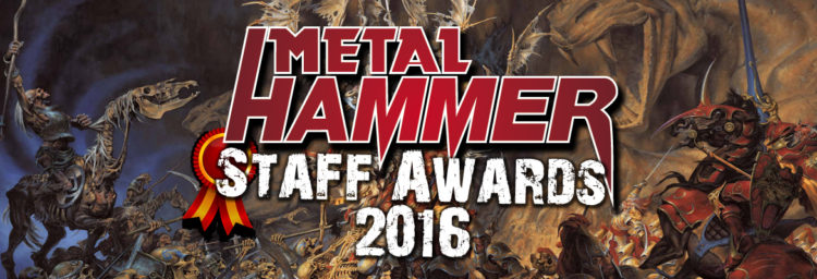 Metal Hammer Staff Awards 2016