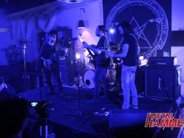 Absu + Warhammer + guests @Karisma – Foggia (FG), 2 dicembre 2016