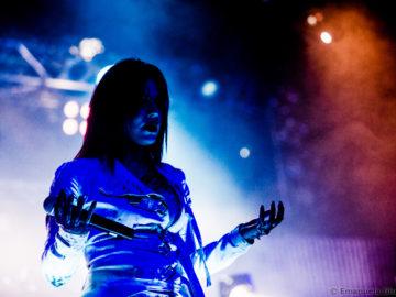 Lacuna Coil @Live Club – Trezzo Sull'Adda (MI), 28 novembre 2016
