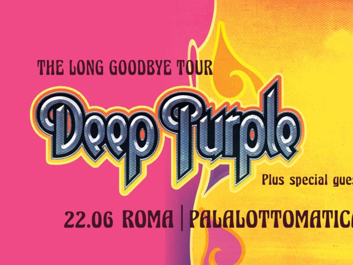 Deep Purple live @ Palalottomatica, Roma
