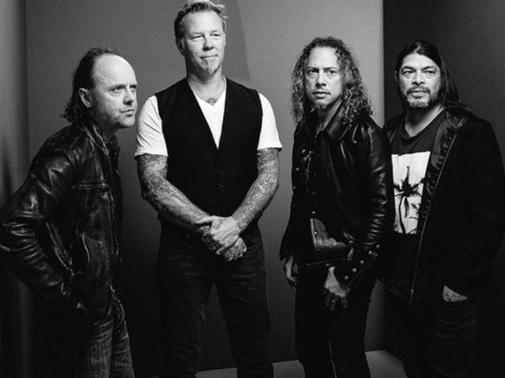 Metallica, dietro le quinte del video di 'ManUNkind'