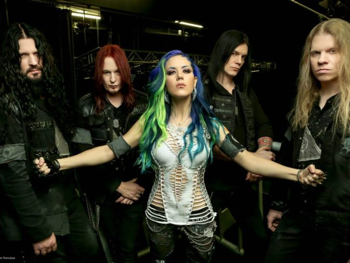 Arch Enemy, disponibile il trailer del nuovo DVD/BluRay 'As The Stages Burn!'