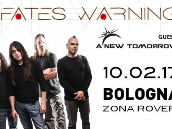 Metal Hammer Contest, vinci biglietti e cd per la data di Bologna Fates Warning + A New Tomorrow + Rain