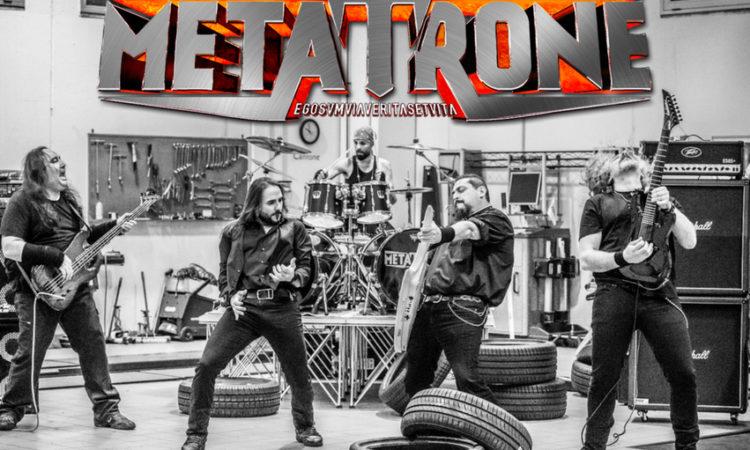 Metatrone, il video di 'Molokai' in esclusiva su Metal Hammer