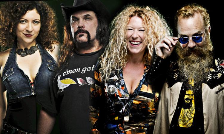 Nashville Pussy, l'official music video del singolo 'We Want A War'