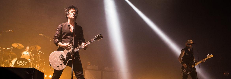 Green Day, le foto del concerto di Bologna