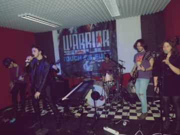 Warrior Soul + Mastribes + The Lazys Band @ Garage Sound (BA), 26 Gennaio 2017