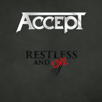 Accept – Restless And Live