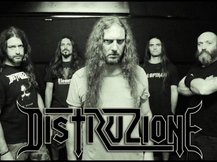 Distruzione, al lavoro sul nuovo album e cambio di line up
