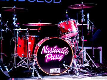 Nashville Pussy + Temporal Sluts @Legend Club – Milano (MI), 11 gennaio 2017