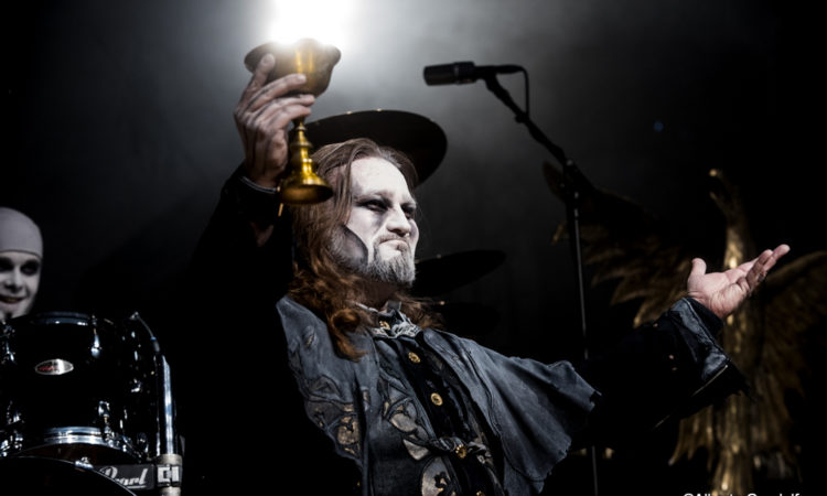 Powerwolf, online il nuovo video 'Demons Are A Girl´s Best Friend'
