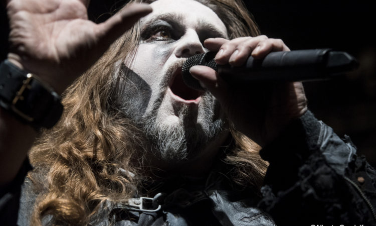 Powerwolf, il video di 'Incense & Iron'