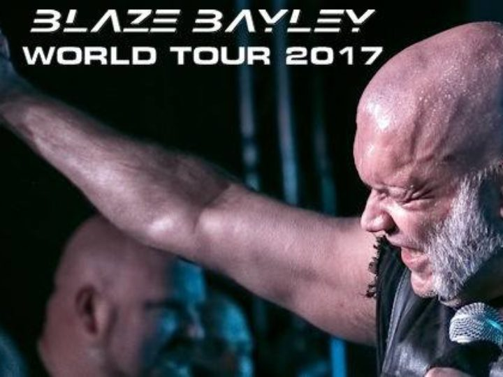 Blaze Bayley live @Titty Twister, Parma
